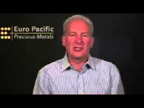 Peter Schiff: Gold & Silver Market 2015 Forecast