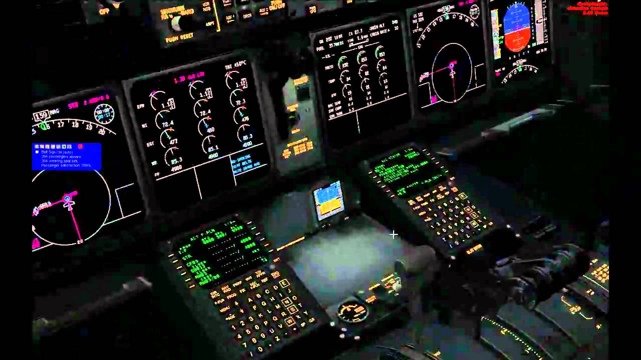 Pmdg Md 11 Cockpit Warning Callouts Test Youtube