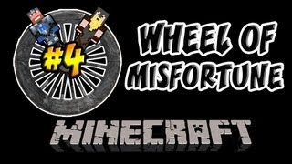 Minecraft: Wheel of Misfortune, Ep.4 | Dumb and Dumber