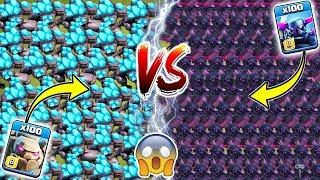 Max PEKKA vs Max Golem Clash of Clans Infinity War   Max Golem vs Max PEKKA