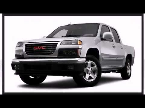 2012 GMC Canyon Video