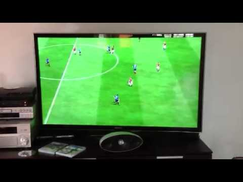 FIFA 13 gol incredibile di Zanetti !!!