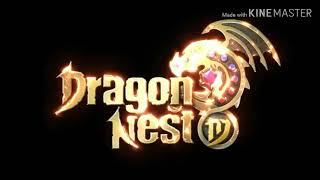Dragon Nest M Sea. Promoted personal character..