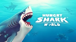 Hungry Shark World Upd 1.8 Trailer South China Sea