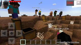 MinecraftPE Survivalgames -I Am Flash- Bölüm 2