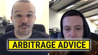 Tribe Of Arbitragers: Short Arbitrage Advice From Successful Resellers (Ep6 - Dev Jordan)