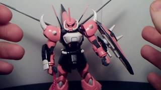 1/144 HG Gouf Ignited (Lunamaria Hawk Custom) Review