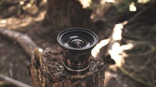 Best Wide Lens For Micro 4/3? | Rokinon 12mm Review