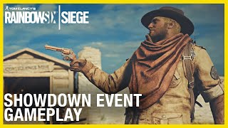 Rainbow Six Siege: Showdown - A Look at the New Wild West Shootout | Ubisoft [NA]