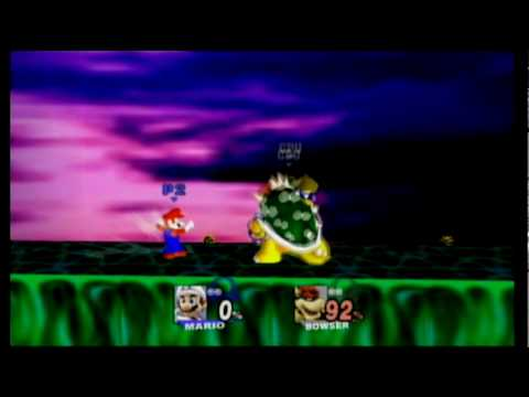 Super Mario 64 Mod - Custom stage, songs, textures + Custom Cursor (With some strange side effects)