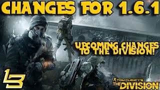 Upcoming Changes in 1.6.1 (The Division) Seekers, Nimble, Stagger, & Medkits