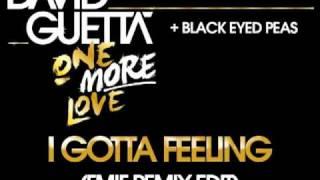 Watch David Guetta I Gotta Feeling fmif Remix Edit video