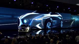 Download Nissan IMx Reveal at the 2017 Tokyo Motor Show 3Gp Mp4