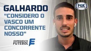 """""""EU QUE QUIS SAIR DO VASCO"""", Diz Thiago Galhardo em entrevista exclusiva ao Expediente Futebol"""