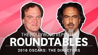 Quentin Tarantino, Ridley Scott, Danny Boyle, & More Directors on THR's Roundtables I Oscars 2016