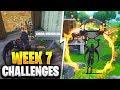 Lagu 🔴 WEEK 7 CHALLENGES! l HUNTING PARTY SKIN l OG OLD SCHOOL PLAYER l Fortnite Battle Royale