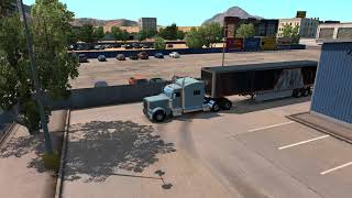 American Truck Simulator The American Haulage +MHAPro Map (EP1)