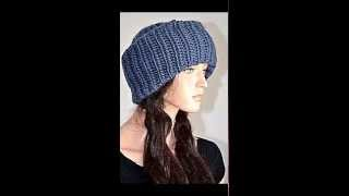 Hand Knitted Winter Hats/ Beanies