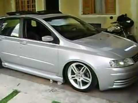 Fiat Stilo Rebaixado Youtube