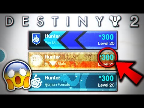 Destiny 2 - Power Level Guide | How To Level Up Fast in Destiny 2 (280+ Power Level Easy)
