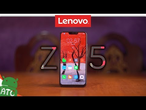 Lenovo Z5 is a LIE...