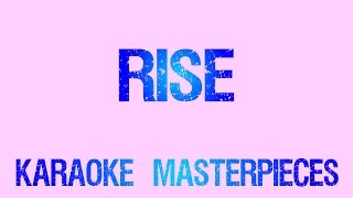 Rise Originally By Katy Perry Instrumental Karaoke
