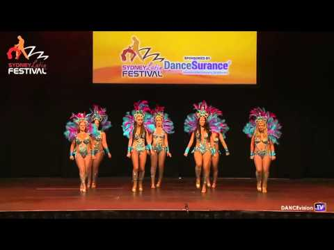 Salsa Republic Showcase - Zouk & Intermediate Samba