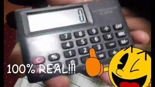 Tutorial - Como jugar Pac-Man con la calculadora - ¡INSÓLITO! 100% Real