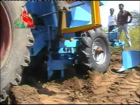 POTATO PLANTER MANUAL & AUTOMATIC