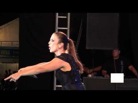 Show e Entrevista com Ivete Sangalo Churr�lcool 2014 Ribeira do Pombal-BA
