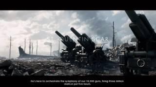 Battlefield™ 1 ST. QUENTIN SCAR Opening Scene (German Empire)