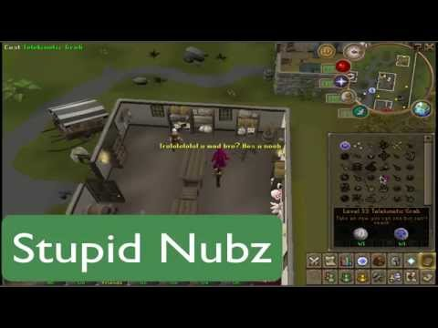 How to lure Runescape -2012-August/September/October