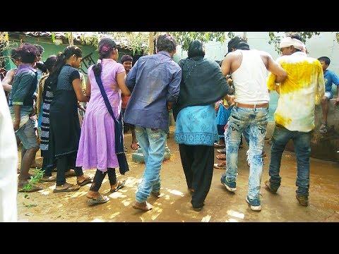 Nagpuri New Boys Groups kotba ganjhu para shadi chain dance video 2018 SmarT  BoY ManisH1
