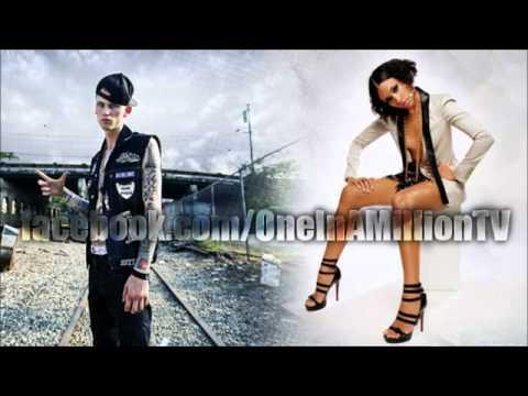 machine gun kelly ft livvi franc - warning shot lyrics new