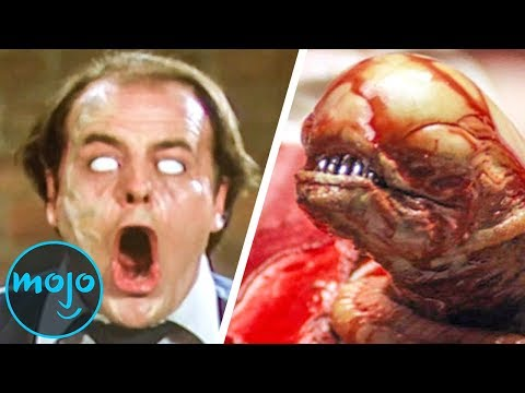 Top 10 Worst Ways to Die in Science Fiction Movies