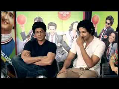 Ra.One And Don 2 Are Macho Films: Shahrukh Khan - Exclusive Interview