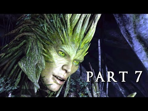 Download video SHADOW OF WAR Walkthrough Gameplay Part 7 - Great Tree (Middle-earth)