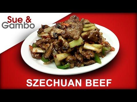 How to Make Szechuan Beef
