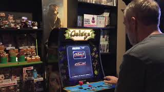 Arcade 1UP Galaga cabinet  (Walmart Exclusive)
