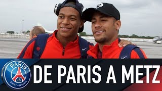 DE PARIS À METZ !