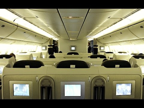 Air France Business Class Flight Review: AF259 Jakarta to Singapore