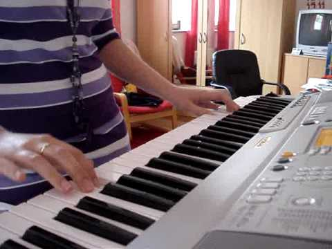Simarik-tarkan On Keyboard video