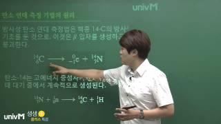 [일상생활 속의 화학 이야기_3편] 탄소 연대 측정기법 - 윤기세 교수님