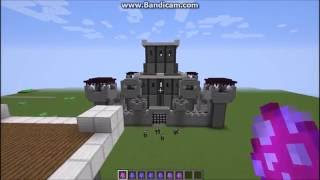 Как в майнкрафте сделать замок за 10 секунд