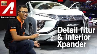 Mitsubishi Xpander first impression review supported by FirewoodFX
