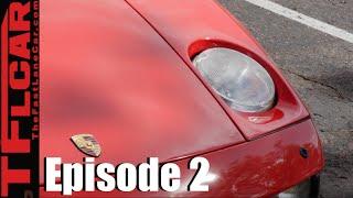 The BIG Decision Porsche 928 vs 911 - Project Porsche Ep. 2