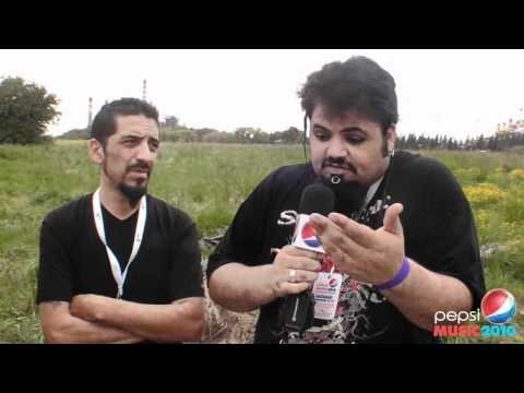 ST. GRIAL / Nota /  Dia 1 / Pepsi Music 2010 (Outdoors)