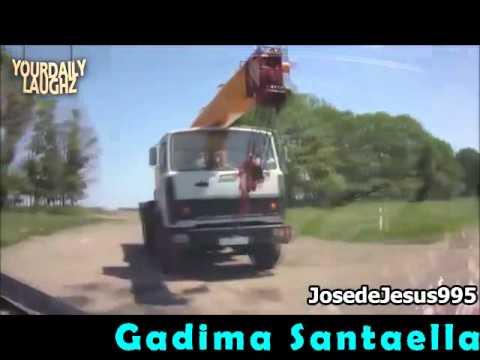 LOS MEJORES CHOQUES AUTOMOVILISTICOS !!!!