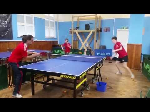 Elite youths - Brighton table tennis club - 04/05/2016