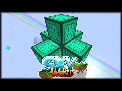 Quantum Quarry in der NEUEN Dimension | Minecraft SkyWorld #20 | Minecraft Modpack